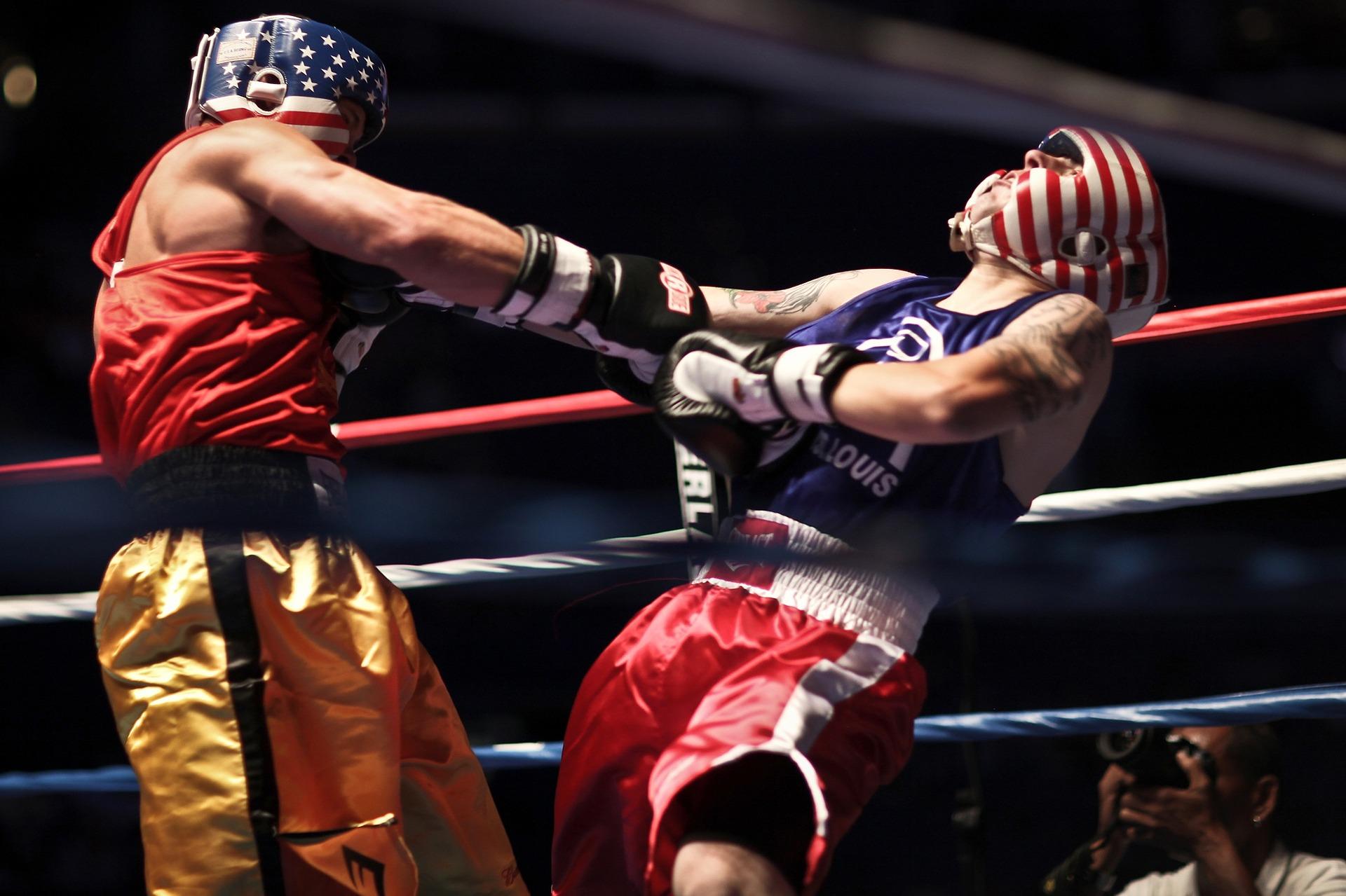 Pugilato Boxing Boxe