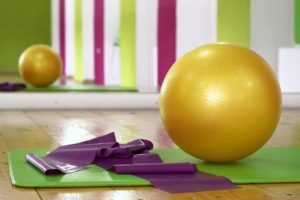 fitness dance Gymball