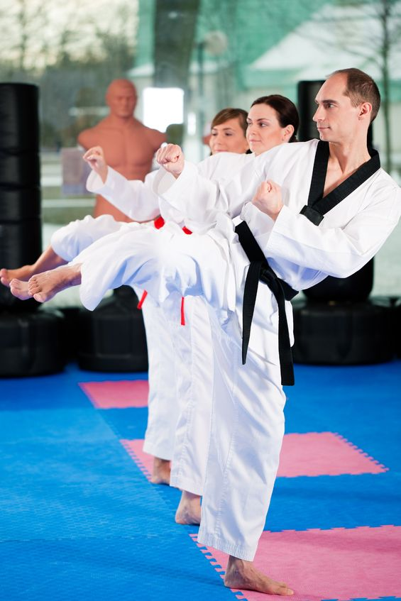 Taekwondo Adulti sparing