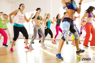 Prova Gratuita Zumba Fitness