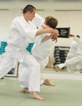 Ju Jitsu
