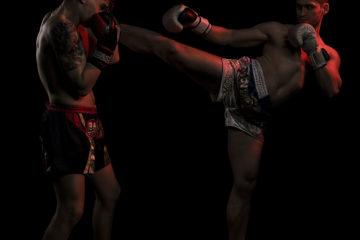 Prova Gratuita Kick Boxing LV.1