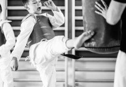 Taekwondo Kids 6-14 Anni