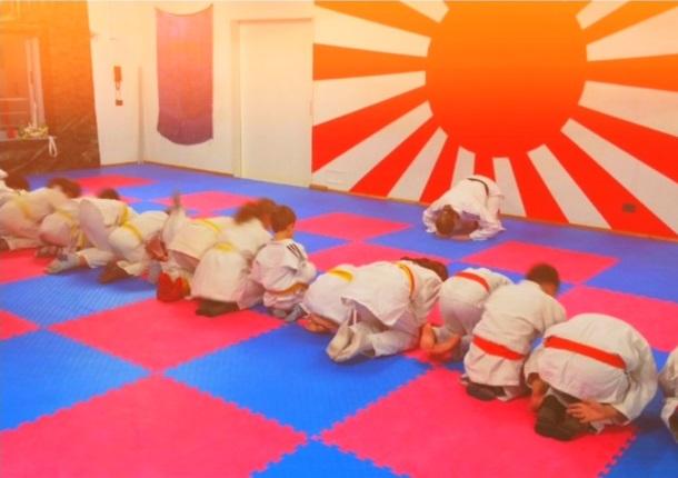 arti marziali giocando